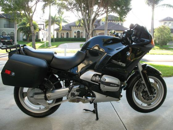 1996 BMW R1100RS One Owner
