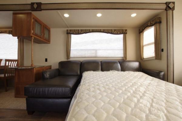 2016 Keystone Residence 405FL Camper Travel Trailer