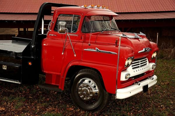 1958 Chevrolet 50 Series COE Truck