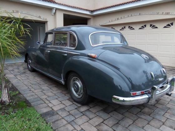 1957 Mercedes Benz 300C Automatic W186 Adenauer
