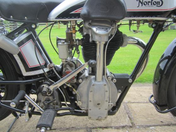 1929 Norton CS1 500cc OHC Racing Vintage Classic