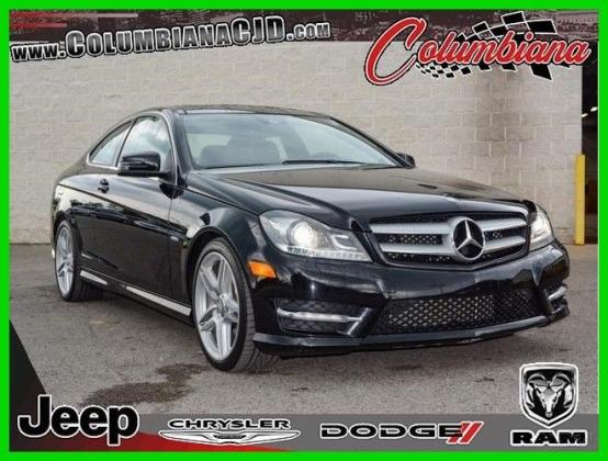2012 2dr Cpe C 350 4MATIC Used 3.5L V6 24V Automatic 4MATIC Coupe Premium