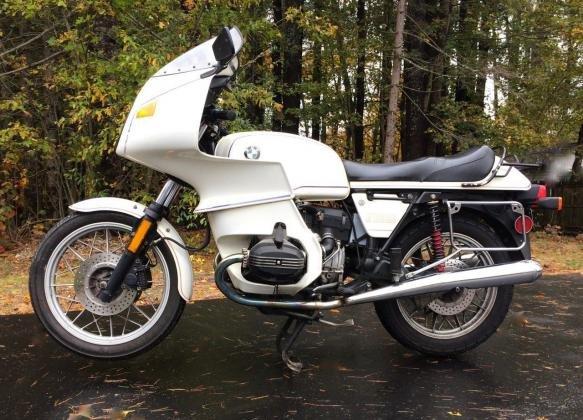 1984 BMW R100RS LE
