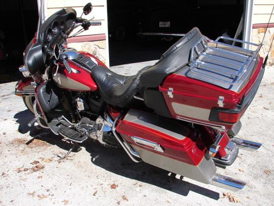 1997 Harley-Davidson Touring Ultra Classic Loaded