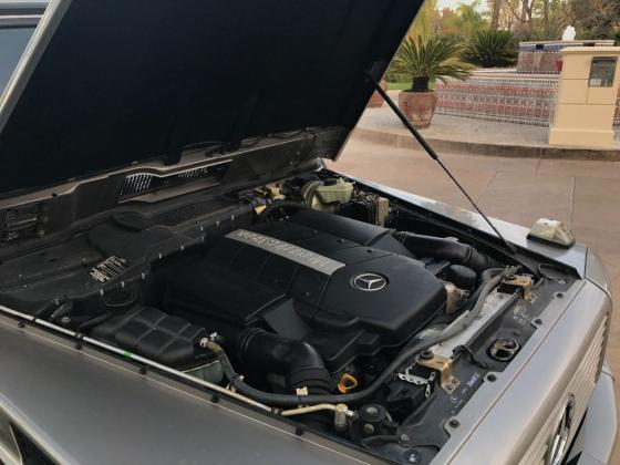 2003 Mercedes-Benz G500 W463