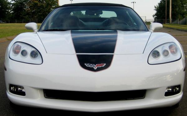 2007 Chevrolet Corvette Supercharged Roadster