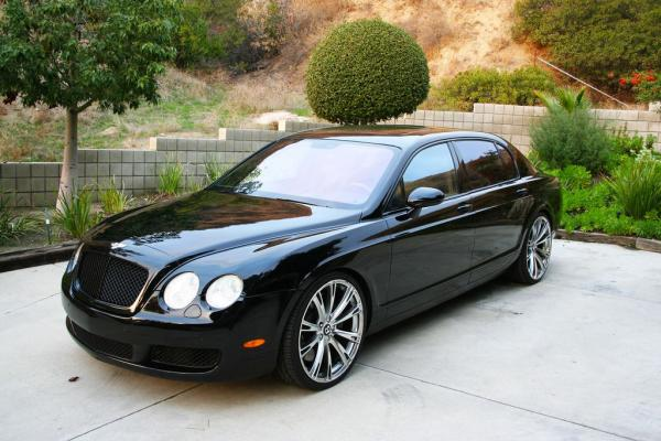 2006 Bentley Continental Flying Spur W12