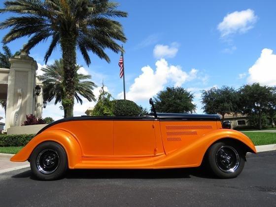 1934 Chevrolet Roadster Street Rod