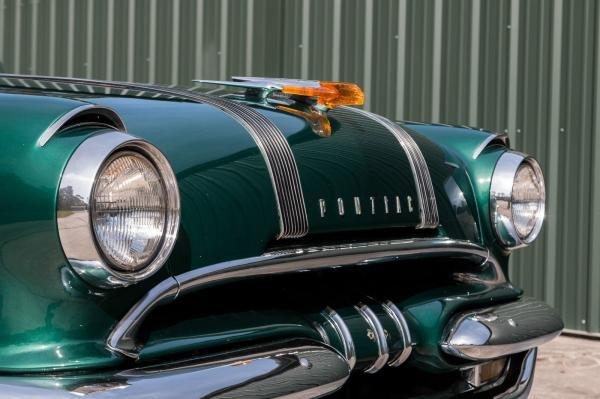 1955 Pontiac Safari Wagon