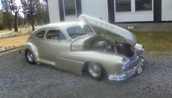 1948 Buick Sedanette Custom
