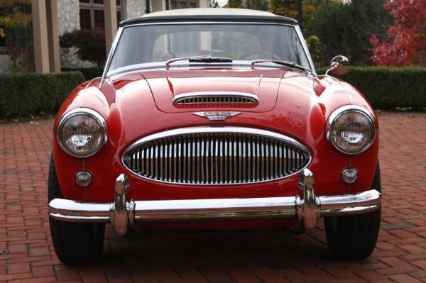 1964 Austin-Healey 3000 MKII BJ7 Convertible