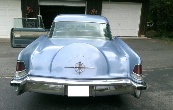 1957 Lincoln Mark II Base