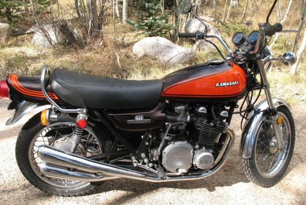1973 Kawasaki Z1 900 Survivor