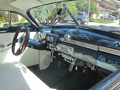 1949 Mercury Chopped Top Kustom