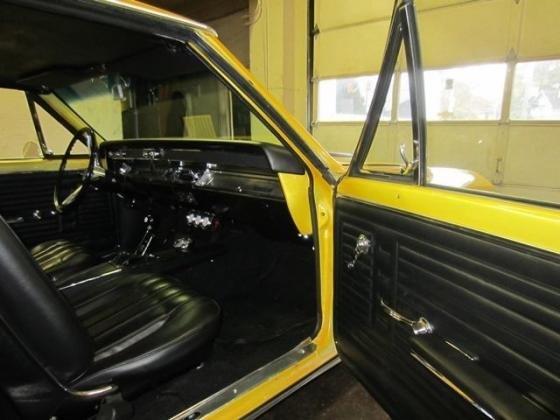 1967 Chevrolet Chevelle Malibu Coupe