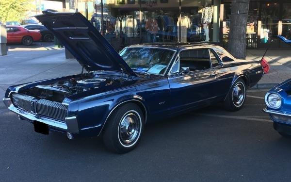 1967 Mercury Cougar GT 390