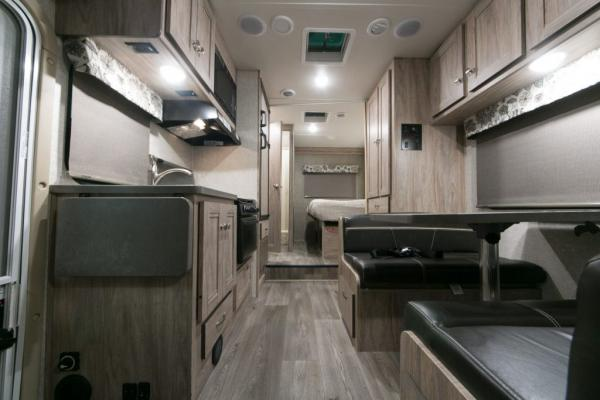 2017 Forest River Forester 2251 Class C motorhome Ford Sunseeker RV Small Slide