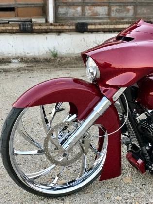 2014 Harley-Davidson Touring 30