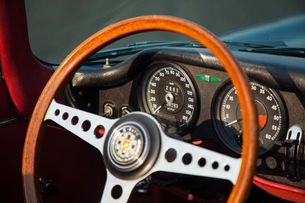 1967 Jaguar XKE Series 1 Roadster
