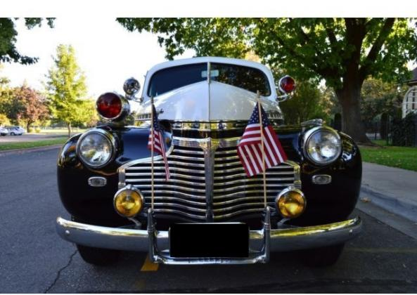 1941 Chevrolet Master Deluxe Mayberry Police Car