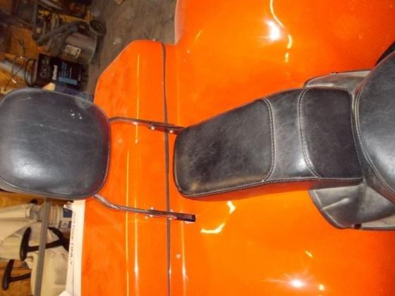 1990 Harley-Davidson Softail DRT Bros Custom Trike
