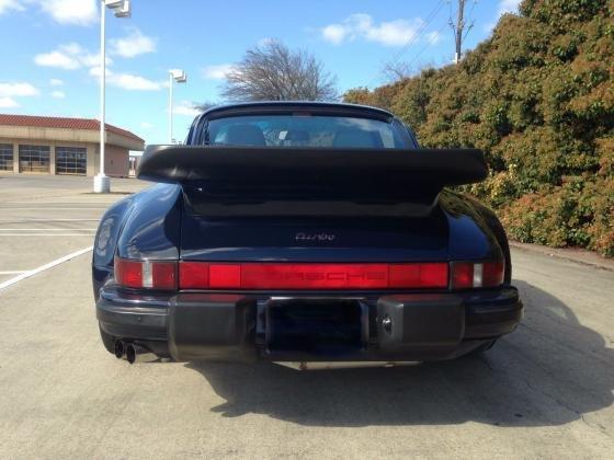 1988 Porsche 930 Turbo Phenomenal