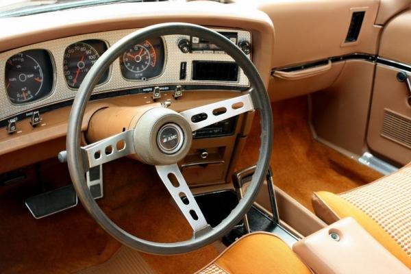 1974 AMC Javelin AMX Coupe 401 V8-4BBL