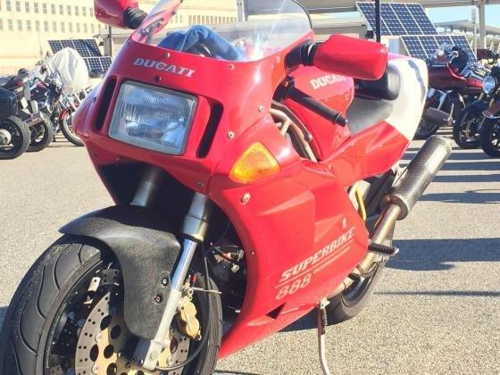 1993 Ducati Superbike 888 SPO