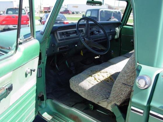 1971 Dodge Power Wagon Adventurer