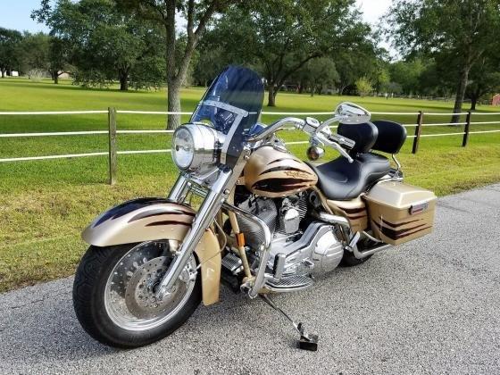 2003 Harley-Davidson FLHRSEI2 Screamin Eagle Road King