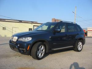 2012 BMW X5 xDrive 400HP