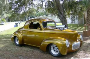 1941 Willys COUPE CUSTOM PRO STREET