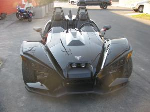 2016 POLARIS SLINGSHOT BLACK EDITION