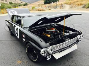 1962 Ford Galaxie 500 Saloon Road Racer