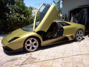 1997 Replica/Kit Makes LP640 Lamborghini Murcielago Tribute