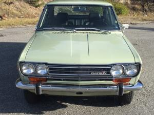 1972 Datsun 510 4 speed