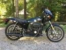 1977 Harley Davidson XLCR 1000 Sportster
