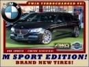 2015 BMW 750Li xDrive AWD - M SPORT EDITION - BRAND NEW TIRES! Jet Black Sedan 8