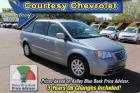 2013 Chrysler Town & Country Touring 99175 Miles Billet Silver Metallic Clearcoat