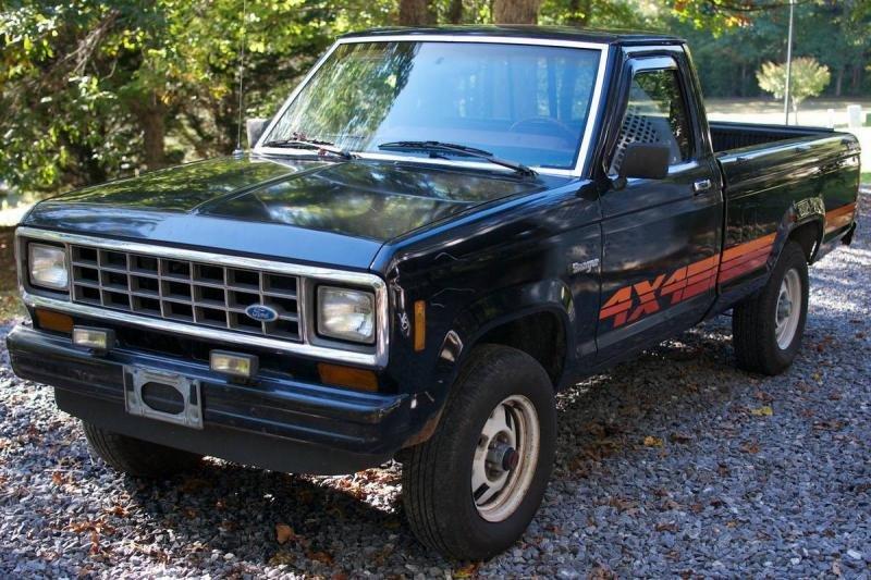cars 1985 ford ranger explorer. Black Bedroom Furniture Sets. Home Design Ideas