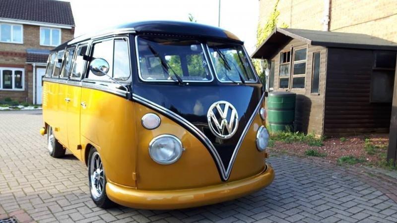 cars  volkswagen bus vanagon gold