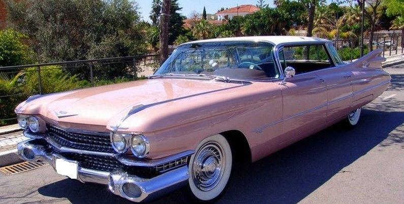 1959 Cadillac Series 62 Base 6.4L | 1959 Cadillac Series ...