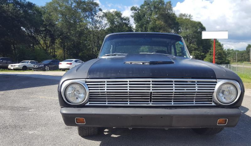 Cars - 1963 Ford Falcon Manual 6 Speed