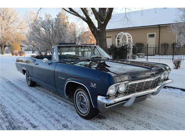 Auto Credit Usa Fort Wayne Indiana >> 1965 Chevrolet Impala Super Sport Convertible 396 | 1965 Chevrolet Impala Convertible in Fort ...