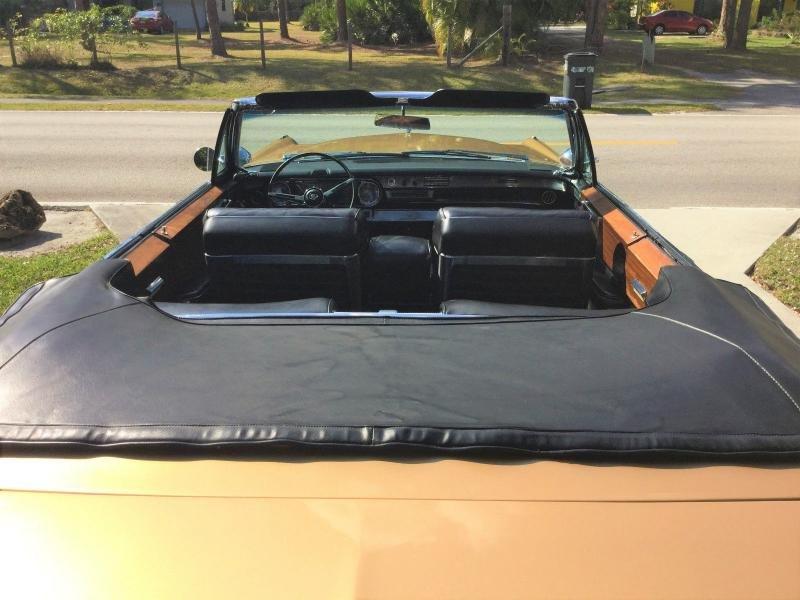 Cars - 1966 Cadillac Eldorado Convertible