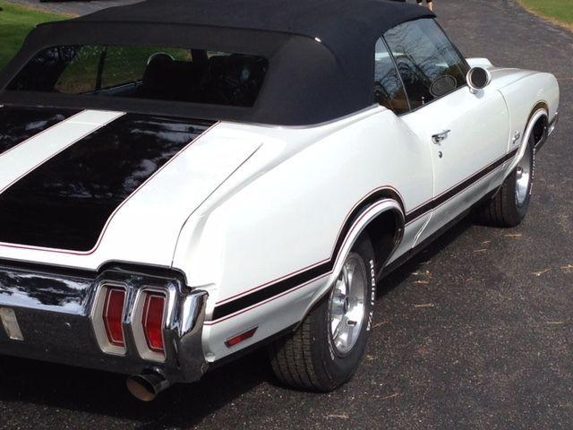 oldsmobile 1970 pace cutlass convertible olds