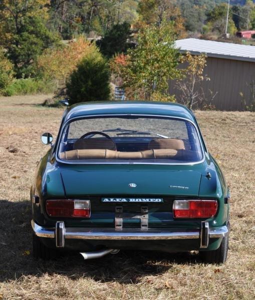 1974 Alfa Romeo 2000 GT Veloce 105-115 GTV