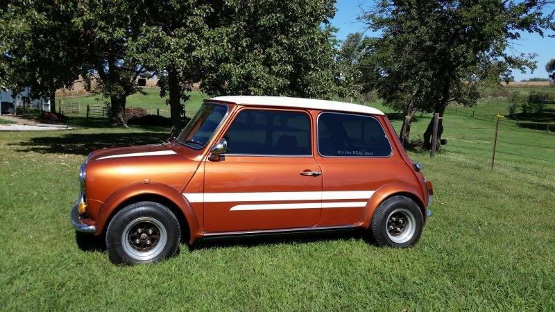 cars 1980 mini cooper classic vtec. Black Bedroom Furniture Sets. Home Design Ideas