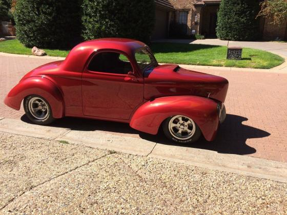 1941 Willys Coupe 350 V8