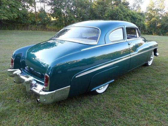 1951 Mercury Coupe Original Restored Flathead